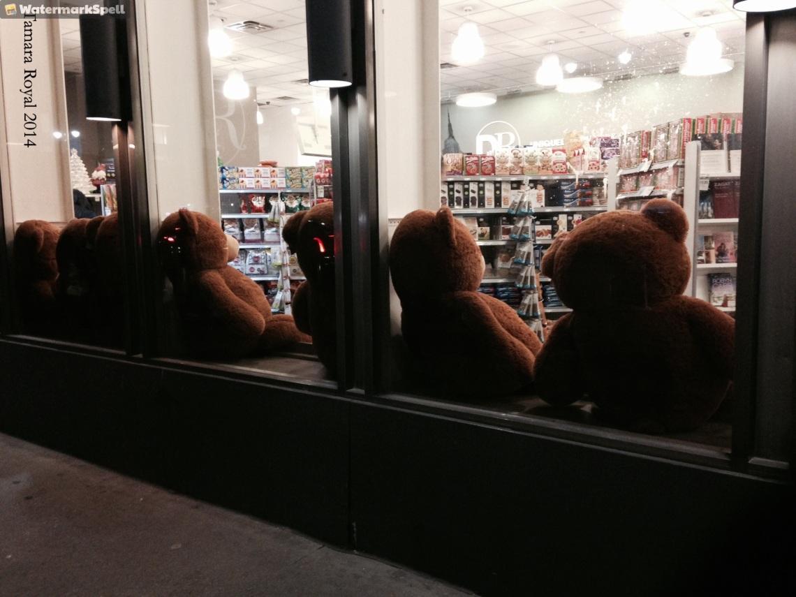 teddybear sstoned teddy